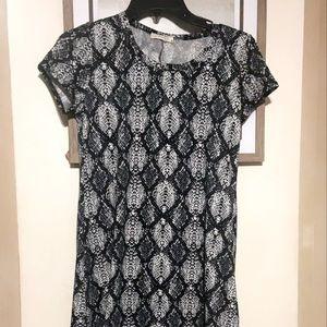 Snake print dress 🆕